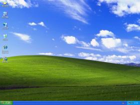 Win XP Sp3 专业完整版 2018.4【绿色系统】