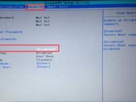 安装Win7开不了机,提示winload.efi错误无法验证数字,怎么办?